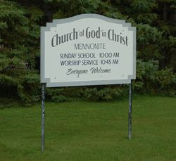 Church of God in Christ Mennnonite Cemetery
