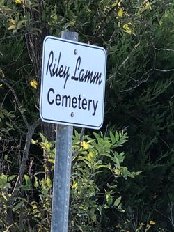 Riley Lamm Cemetery