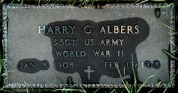 Harry G Albers