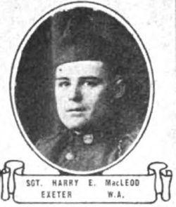 Harry Smith MacLeod, Sr