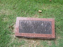 Alexander Hampton