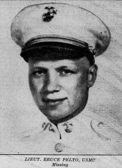 Capt Bruce Charles Pelto