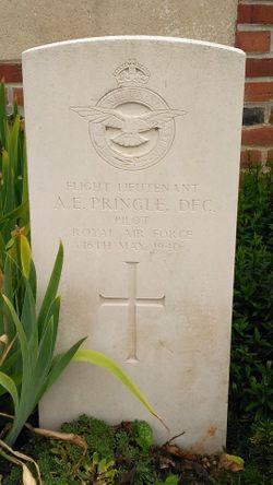 Alec Edward Pringle