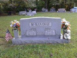 Mary <I>Blan</I> McManaway