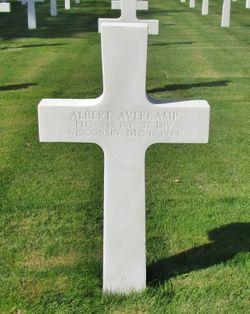 PFC Albert B Averkamp