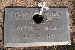 """Robert Lee """"Bob"""" Brewer"""