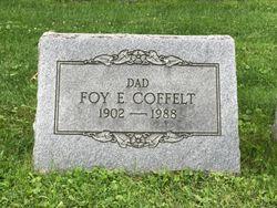Foy Eldon Coffelt