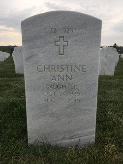 Christine Ann Reed