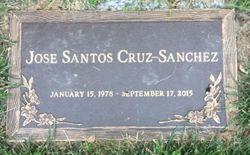 Jose Santos Cruz-Sanchez