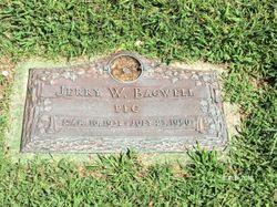 PFC Jerry Wayne Bagwell