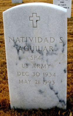 Natividad S Aguilar