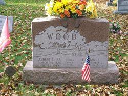 Thelma J. <I>Francis</I> Wood
