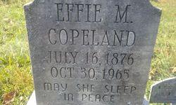 Effie M. Copeland