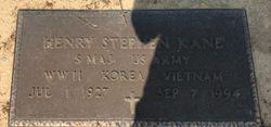 Henry Stephen Kane