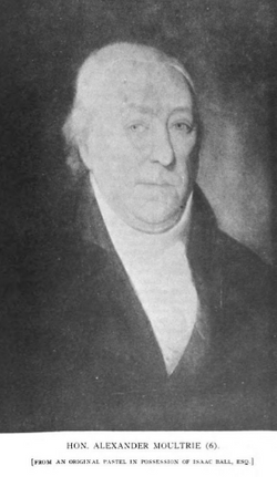 Col Alexander Moultrie