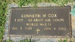 Kenneth W. Cox