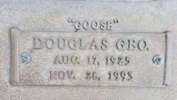 "Douglas George ""Goose"" Jensen"