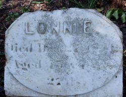 """Alonzo D. """"Lonnie"""" Carr"""