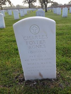 Charles Foster Agnes