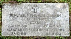 Margaret Elizabeth Currin