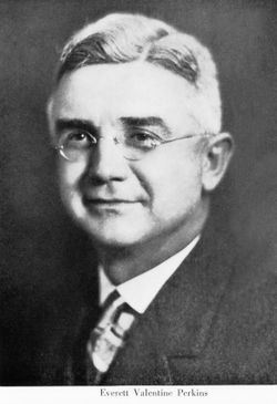 Everett Valentine Perkins