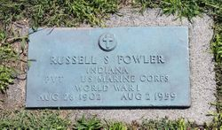 Russell Stanley Fowler