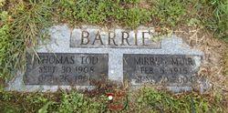 Mirren <I>Muir</I> Barrie