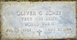 Oliver Gustav Jones
