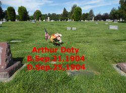 Arthur Doty