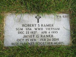 Robert S Ramer