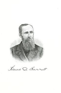 Isaac Drew Barrett