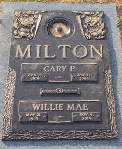 Willie Mae Milton