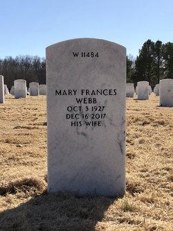 Mary Frances <I>Rivera</I> Webb