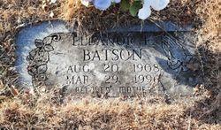 Eleanor F. <I>Nesbitt</I> Batson