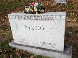 Anna <I>Sikora</I> Bisco
