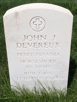 John J Devereux