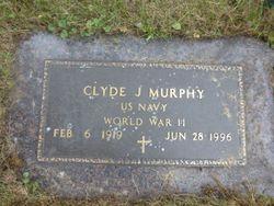 """Clyde Joseph """"Bud"""" Murphy"""