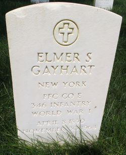Elmer S Gayhart
