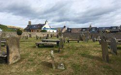 Burghead Old Graveyard