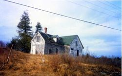 Leland Homestead Burial Plot