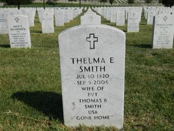 Thelma Elizabeth <I>Berry</I> Smith