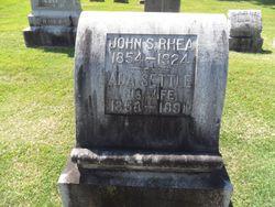 John Stockdale Rhea