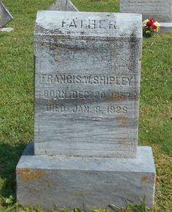 Francis W Shipley