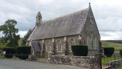 Teviothead Churchyard