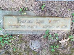 Robert Lee Clift
