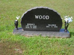 Rodney Max Wood