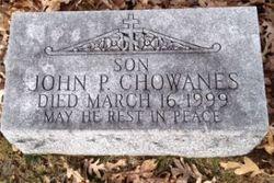John Peter Chowanes