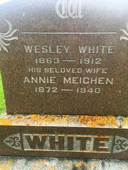 Annie <I>Meighen</I> White