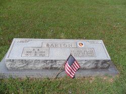 Lieut Joe Bryne Barton