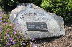 Saint Eugene Catholic Church Columbarium